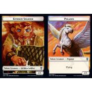 Kithkin Soldier (Token) // Pegasus (Token) Thumb Nail