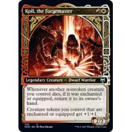 Koll, the Forgemaster Thumb Nail