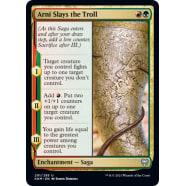 Arni Slays the Troll Thumb Nail
