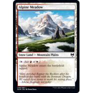 Alpine Meadow Thumb Nail