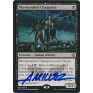 Bloodsoaked Champion Signed by Aaron Miller (Khans of Tarkir) Thumb Nail