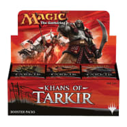 Khans of Tarkir - Booster Box Thumb Nail
