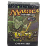 Legions Precon - Elvish Rage (Theme Deck) Thumb Nail