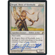 Brigid, Hero of Kinsbaile Signed by Steve Prescott Thumb Nail