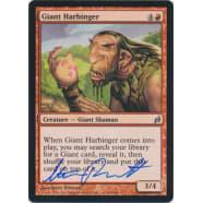 Giant Harbinger Signed by Steve Prescott Thumb Nail