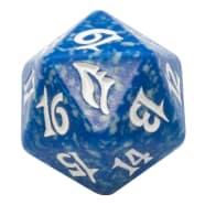 Lorwyn - D20 Spindown Life Counter - Blue Thumb Nail