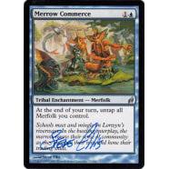 Merrow Commerce Signed by Steve Ellis Thumb Nail