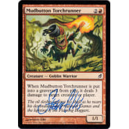 Mudbutton Torchrunner Signed by Steve Ellis (Lorwyn) Thumb Nail