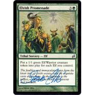Elvish Promenade Signed by Steve Ellis (Lorwyn) Thumb Nail
