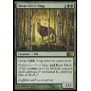 Great Sable Stag Thumb Nail