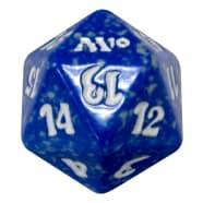 Magic 2010 - D20 Spindown Life Counter - Blue Thumb Nail