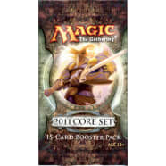 Magic 2011 - Booster Pack Thumb Nail