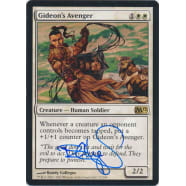 Gideon's Avenger Signed by Randy Gallegos Thumb Nail