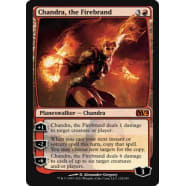 Chandra, the Firebrand Thumb Nail