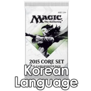 Magic 2015 - Booster Pack (Korean) Thumb Nail