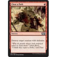 Clear a Path Thumb Nail