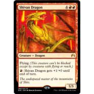 Shivan Dragon Thumb Nail