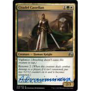 Citadel Castellan Signed by Anastasia Ovchinnikova Thumb Nail