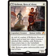 Kytheon, Hero of Akros // Gideon, Battle-Forged Thumb Nail