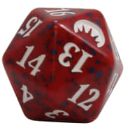 Magic Origins - D20 Spindown Life Counter - Red Thumb Nail