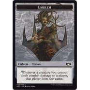 Emblem - Vraska, Golgari Queen Thumb Nail