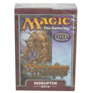 Mercadian Masques Precon - Disrupter (Theme Deck) Thumb Nail