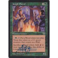 Jungle Patrol Signed by Mark Poole Thumb Nail
