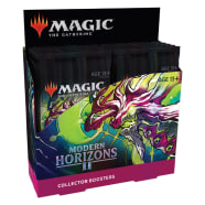 Modern Horizons 2 - Collector Booster Box  Thumb Nail