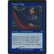 Tribute Mage (Foil-etched) Thumb Nail