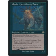 Ayula, Queen Among Bears (Foil-etched) Thumb Nail