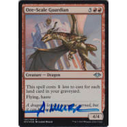 Ore-Scale Guardian FOIL Signed by Aaron Miller Thumb Nail