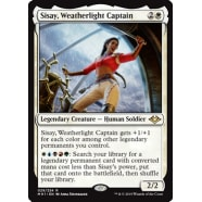 Sisay, Weatherlight Captain Thumb Nail