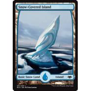 Snow-Covered Island Thumb Nail