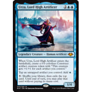 Urza, Lord High Artificer Thumb Nail