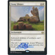 Stony Silence Signed by Mark Poole Thumb Nail