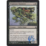 Frogtosser Banneret Signed by Ralph Horsley Thumb Nail
