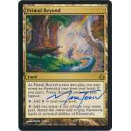Primal Beyond Signed by Mark Tedin Thumb Nail