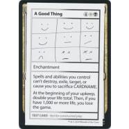 A Good Thing (No PW Symbol) Thumb Nail