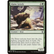 Alpine Grizzly Thumb Nail