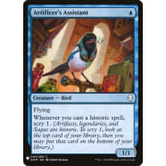 Artificer's Assistant Thumb Nail