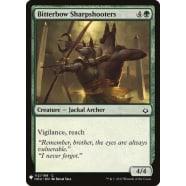 Bitterbow Sharpshooters Thumb Nail