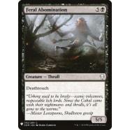 Feral Abomination Thumb Nail