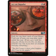 Act on Impulse Thumb Nail