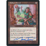 Belbe's Portal Signed by Mark Tedin Thumb Nail