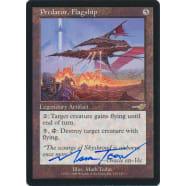 Predator, Flagship Signed by Mark Tedin (Nemesis) Thumb Nail