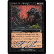 Death Pit Offering Signed by Pete Venters Thumb Nail