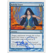Baleful Stare Signed by Randy Gallegos (9th) Thumb Nail