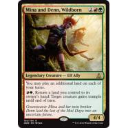 Mina and Denn, Wildborn Thumb Nail