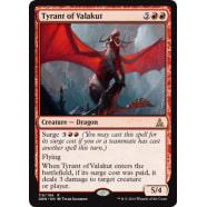 Tyrant of Valakut Thumb Nail