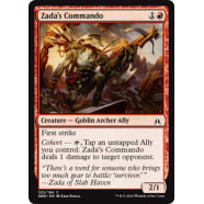 Zada's Commando Thumb Nail